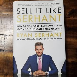 Sell It Like Serhant - How to Sell - Sales Book